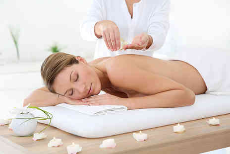 BBs Brow Bar - 45 minute full body massage - Save 53%