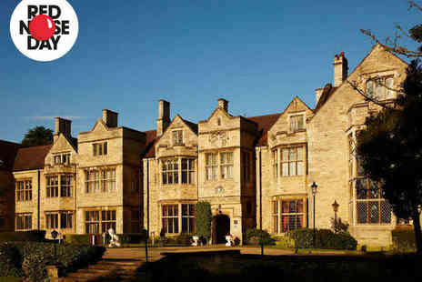 Redworth Hall Hotel  - Three Course Sunday Lunch for Two  - Save 47%