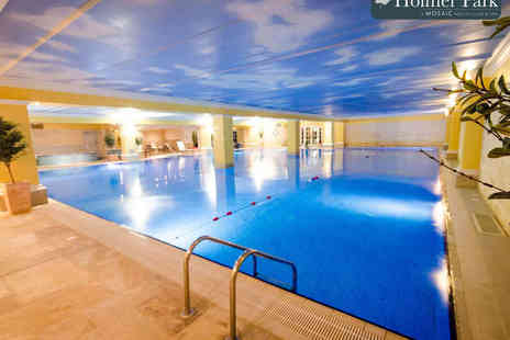 Holmer Park Spa & Health Club  - Choice of 30 Minute Treatment, Afternoon Tea, Use of Facilities, and Robe, Towel, and Slipper Hire for One  - Save 48%