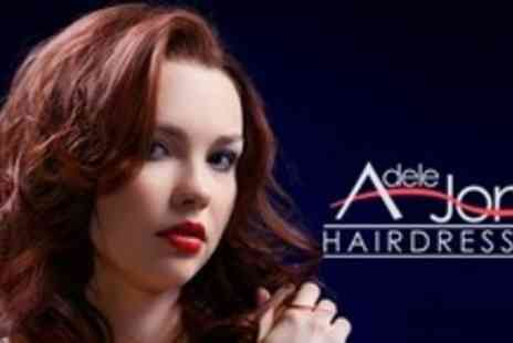Adele Jones Hairdressing - Restyle Cut and Schwarzkopf Seah Treatment - Save 66%