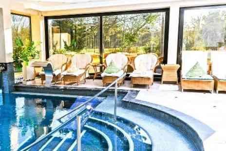 Fredricks Hotel and Spa - One night stay For Two With Spa Access - Save 38%