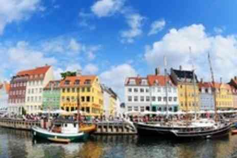 Phoenix Copenhagen - One Night Stay For Two With Three Course Meal - Save 50%