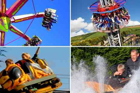 The Seiners Arms - Experience a thrill with theme park tickets and Two Night with breakfast - Save 52%