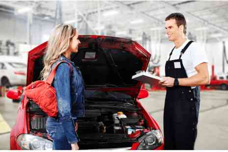 Chris palmer auto services - MOT test plus a comprehensive 52 point service - Save 0%