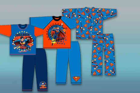 Kitchen Gadgets - Choice of kids superhero pyjamas - Save 65%