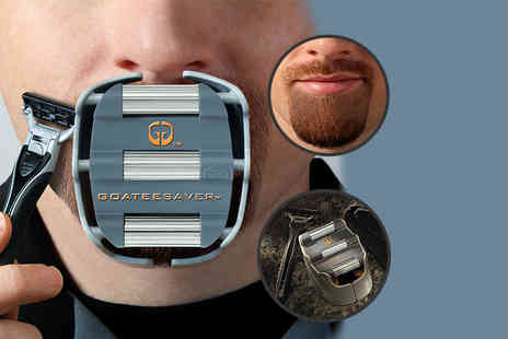 Kitchen Gadgets -  Goatee shaving template - Save 67%