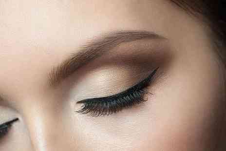 The Hair and Beauty Company -  Semi permanent eyebrow makeup   - Save 84%