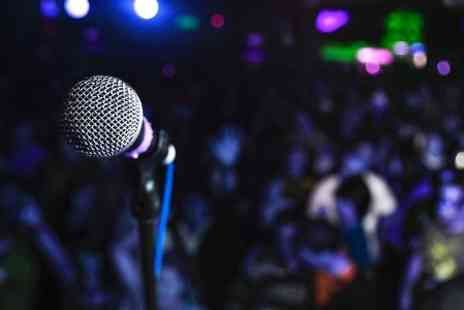 Crack Comedy Club - Two Tickets to Crack Comedy Club Shows - Save 84%
