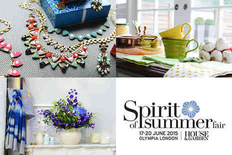 Spirit of Summer Fair - Ticket to Spirit of Summer Fair  - Save 34%