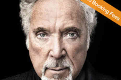 Greenwich Music Time - Tickets to Sir Tom Jones at Greenwich Music Time - Save 0%