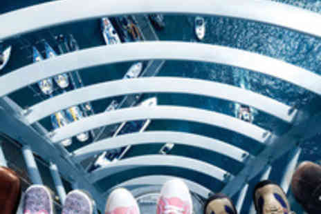 Spinnaker Tower - Entry to the Spinnaker Tower for One with Souvenir Picture and Hot Drink - Save 42%
