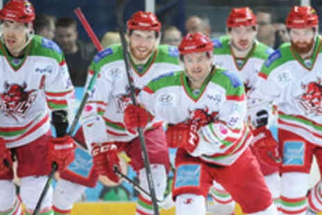 Cardiff Devils - Tickets to a choice of Cardiff Devils Ice Hockey Home Fixtures - Save 0%