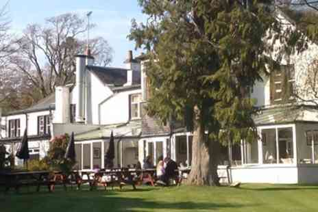 The Killearn Hotel - One Night stay For Two With Breakfast  - Save 49%