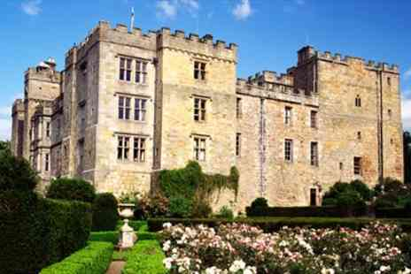 Chillingham Castle - Entry  to Chillingham Castle for 2 - Save 50%