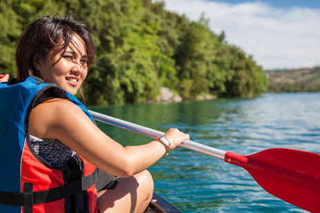Allout Adventures - 90 minute kayaking experience for one - Save 60%