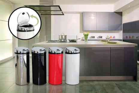 Kitchen Gadgets - 30L automatic sensor bin - Save 72%