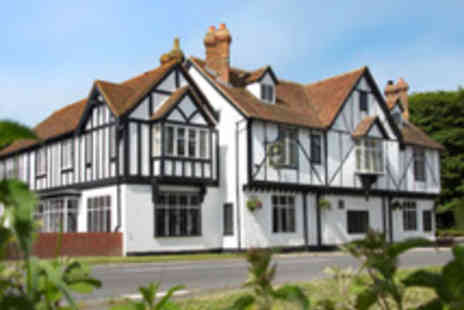 The Lambert Arms - Oxfordshire Coaching Inn Two Night Break for Two with Breakfast - Save 63%