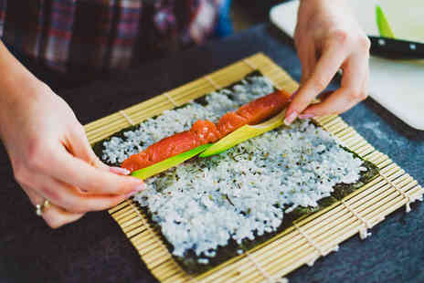 intotheblue - Sushi workshop from Into the Blue - Save 0%