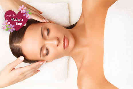 Neda Spa Hair & Beauty - Luxury pamper package for one person including facial, manicure and back scrub for 2 - Save 81%