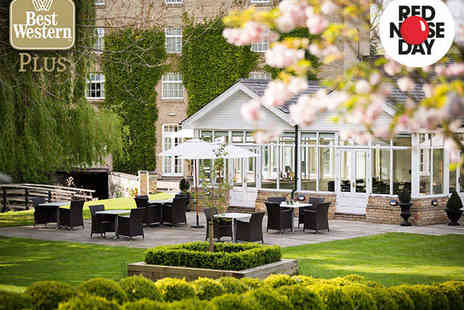 Best Western - A Cambridge Hotel Housed in a Former Watermill - Save 40%