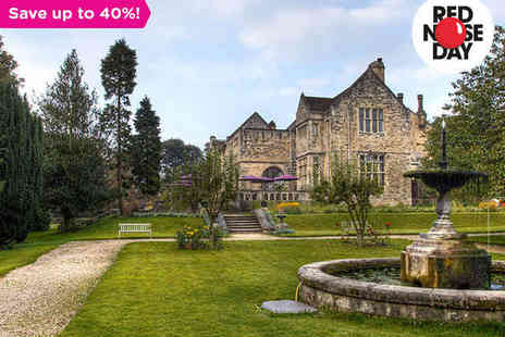 Monk Fryston Hall Hotel - A Stately Getaway to the Vale of York - Save 40%