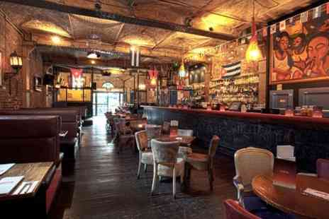 The Cuban Camden - Cuban Tapas and Sangria For Two - Save 73%