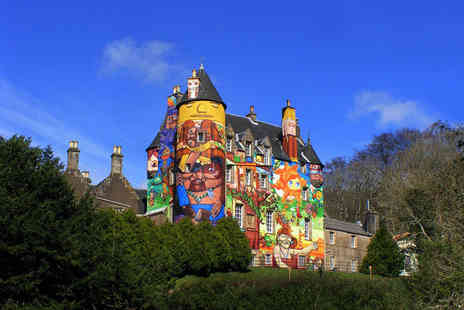 Kelburn Castle  -  Family entry to Kelburn Castle and Country Centre   - Save 36%