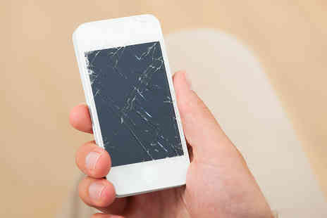 City Phones Lab -  iPhone 5/5s screen repair  - Save 59%