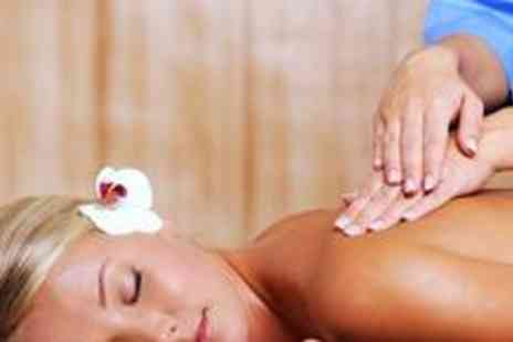 Envisage Beauty - Sheer Bliss facial with a neck, back and shoulder massage - Save 74%