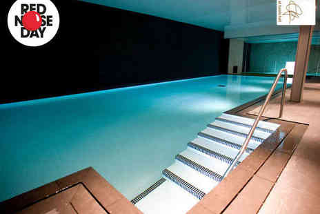 Double Tree by Hilton Chester - One Month Access to Health Club Facilities for One  - Save 63%