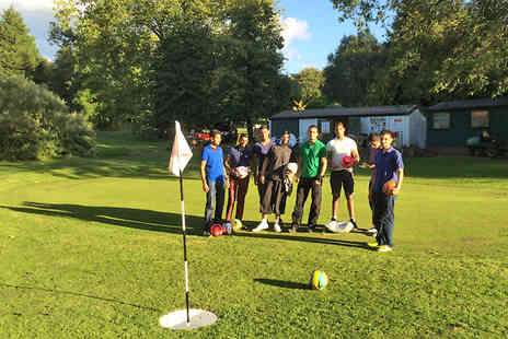 Complete Golf - 18 Holes of FootGolf this Easter - Save 50%