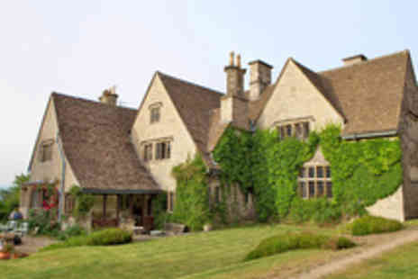 Stinchcombe Hill House - Eccentric Rural Escape in the Cotswolds with Afternoon Tea - Save 41%