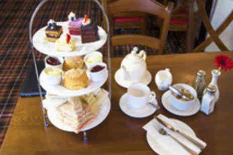 Hathaway Tea Rooms - Afternoon Tea for Two in Historic Tea Rooms - Save 38%