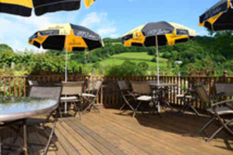 The Mulberry Inn - Peaceful North Wales Country Retreat with Arrival Drink, Dinner and a Bottle of Wine - Save 43%