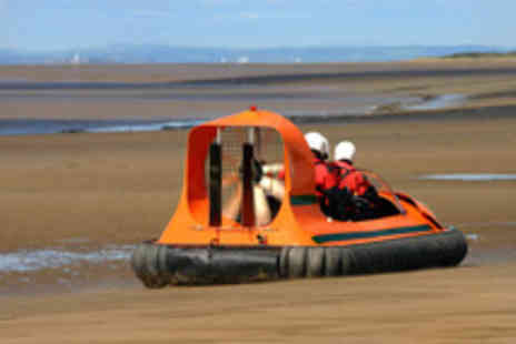 Hover Days - Thrilling Hovercraft Experience - Save 63%