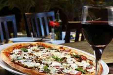 Selections Restaurant - Pizza or pasta and a small glass of house wine for two, worth up to £18.90 - Save 58%