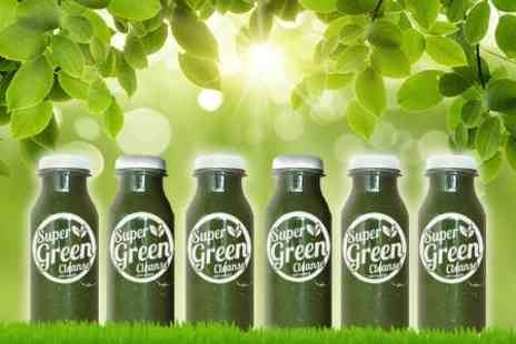 Super Eleven Shake GB - Three Day Super Green Juice Cleanse Programme - Save 78%