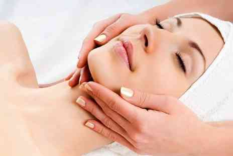Bella Beauty - Massage With Facial  Plus Nail Overlays and Bubbly  - Save 0%