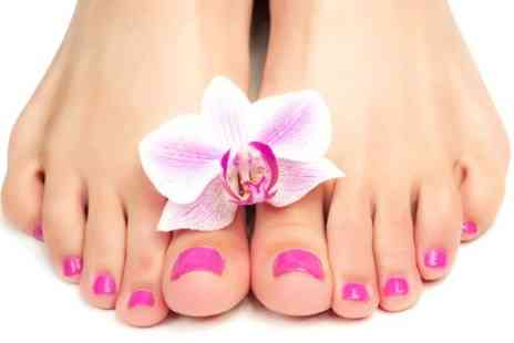 Antonia Gilchrist Beauty Therapist  - Signature Manicure or Pedicure - Save 53%