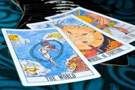 The Zen Shop - 30 Minute Tarot Card Reading For One - Save 40%