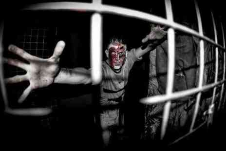 Twisted Attractions - Entry  to Live Action Horror House  - Save 0%