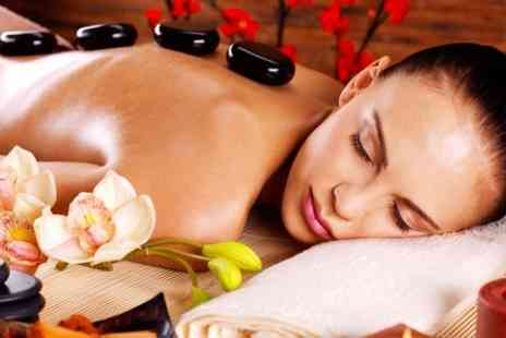 Beau Clinics - Hot Stone Massage  - Save 55%