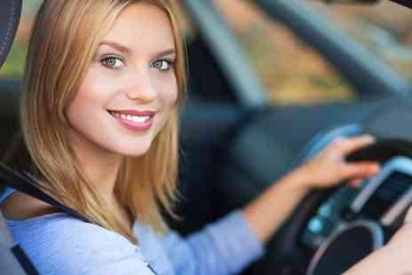 Audi Driving School - 90 Minute  Audi Driving School Lessons - Save 71%