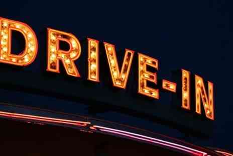 Freddie Cs Drive - Entry to Freddie Cs Drive In Movies For One  - Save 32%