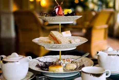 theclub and spa at Cadbury House - Afternoon Tea For Two  - Save 53%