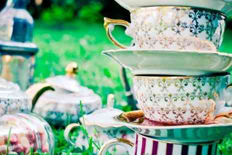 Coffee & Co - Mad Hatters Afternoon Tea For Two - Save 0%