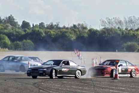 Drift Elite - Two Hour Drifting Experience Plus Passenger Thrill Ride  - Save 65%