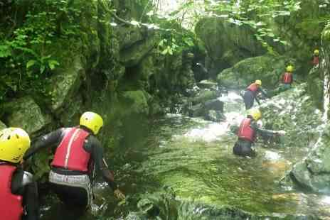 Mynydd Adventures - Gorge Walking in the Brecon Beacons  - Save 0%