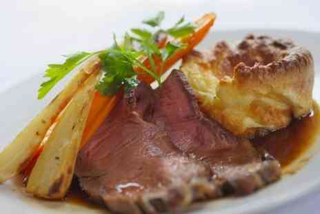 Brook Mollington Banastre Hotel - Three Course Sunday Lunch For Two  - Save 0%