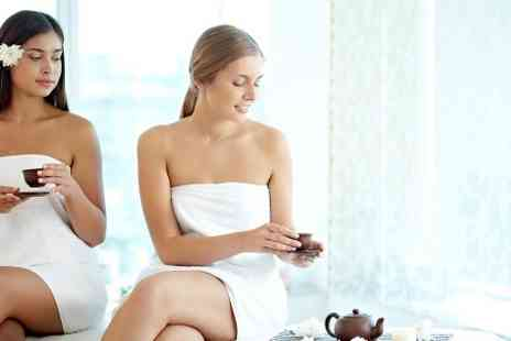 ReaSims Nails and Beauty - Afternoon Tea and 30 Minute Beauty Treatment - Save 72%